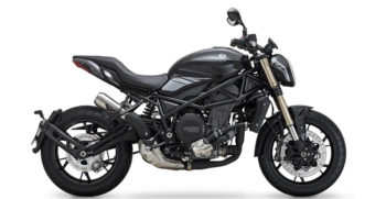 Benelli 752S Nero 6.990 euro