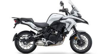 Benelli TRK 502 Bianco 5990 euro