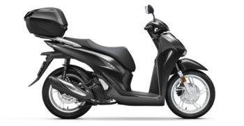 Honda SH 125i Nero 3740 euro