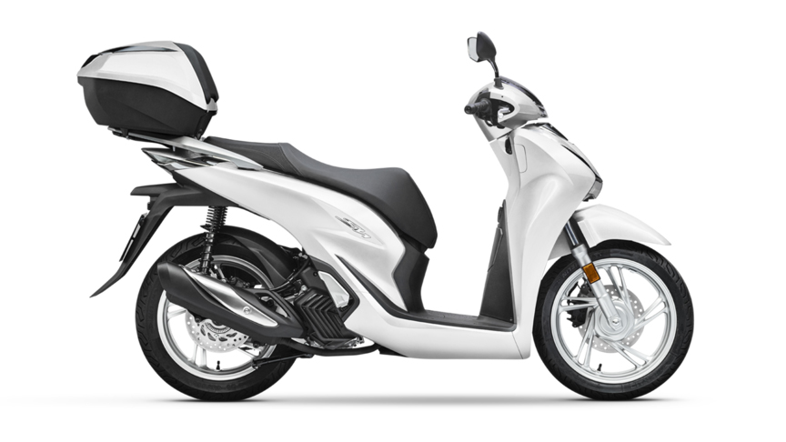 Honda SH 150i Bianco 3740 euro
