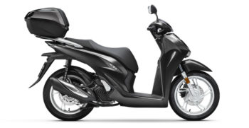 Honda SH 150i Nero 3740 euro