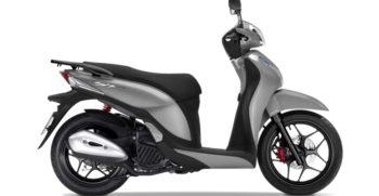 Honda SH Mode 125 Grigio 2790 euro