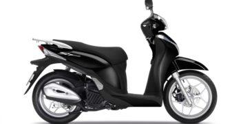 Honda SH Mode 125 Nero 2790 euro