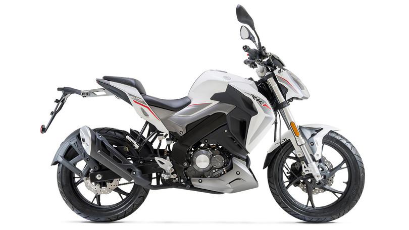 Keeway RKF 125 Bianco 2490 euro