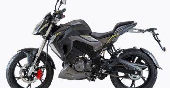 Keeway RKF 125 Nero 2490 euro