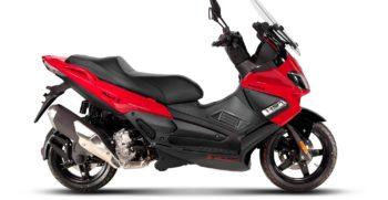 Malaguti Madison 300 Rosso 4599 euro
