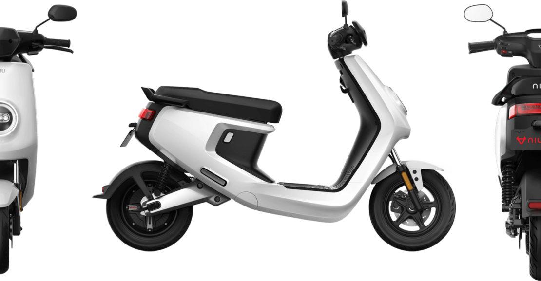 Niu M+ Bianco 2599 euro