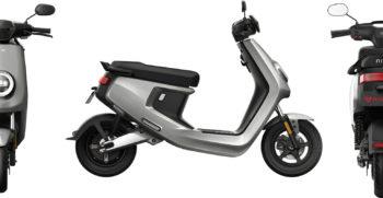 Niu M+ Grigio 2599 euro