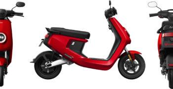 Niu M+ Rosso 2599 euro