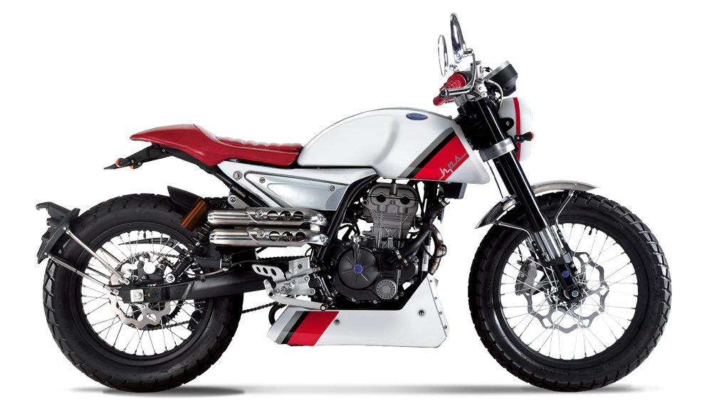 Fastmotor nuovo - Mondial HPS 125 Bianca euro 3790