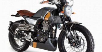 Fastmotor nuovo - Mondial HPS 125 Grigia euro 3790