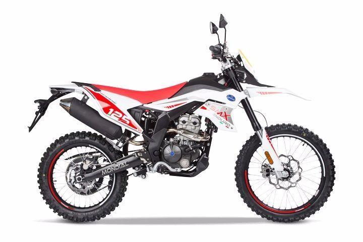 Fastmotor nuovo - Mondial SMX 125 Enduro Rossa euro 3990