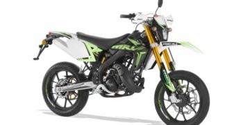 Fastmotor nuovo - Rieju MRT SM 50 Pro verde euro 2929