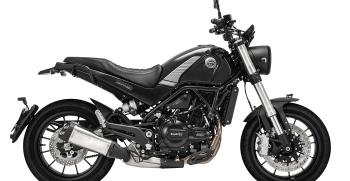 Leoncino 500 E5_Black