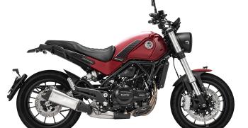 Leoncino 500 E5_Red